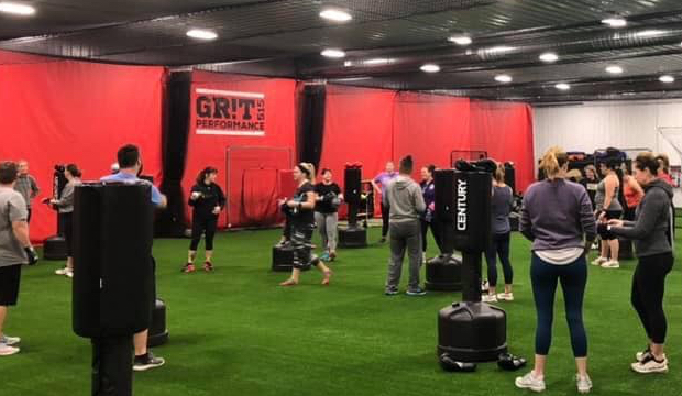 turf performance facility