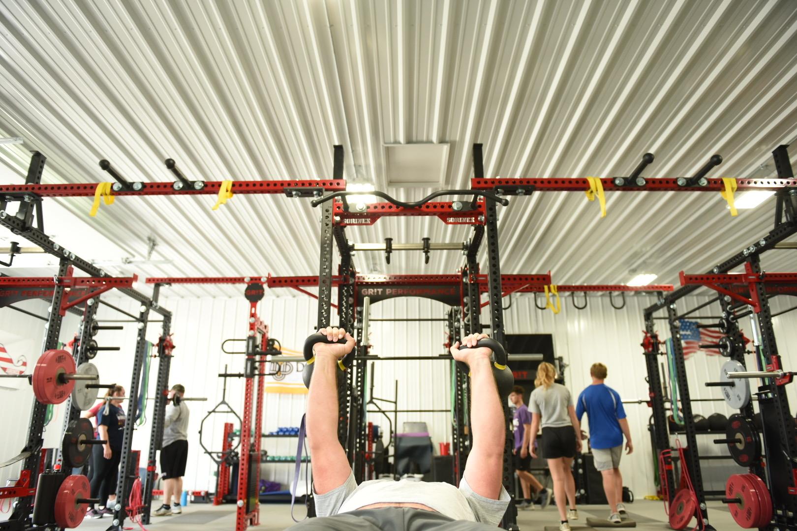 athlete training Indianola IA