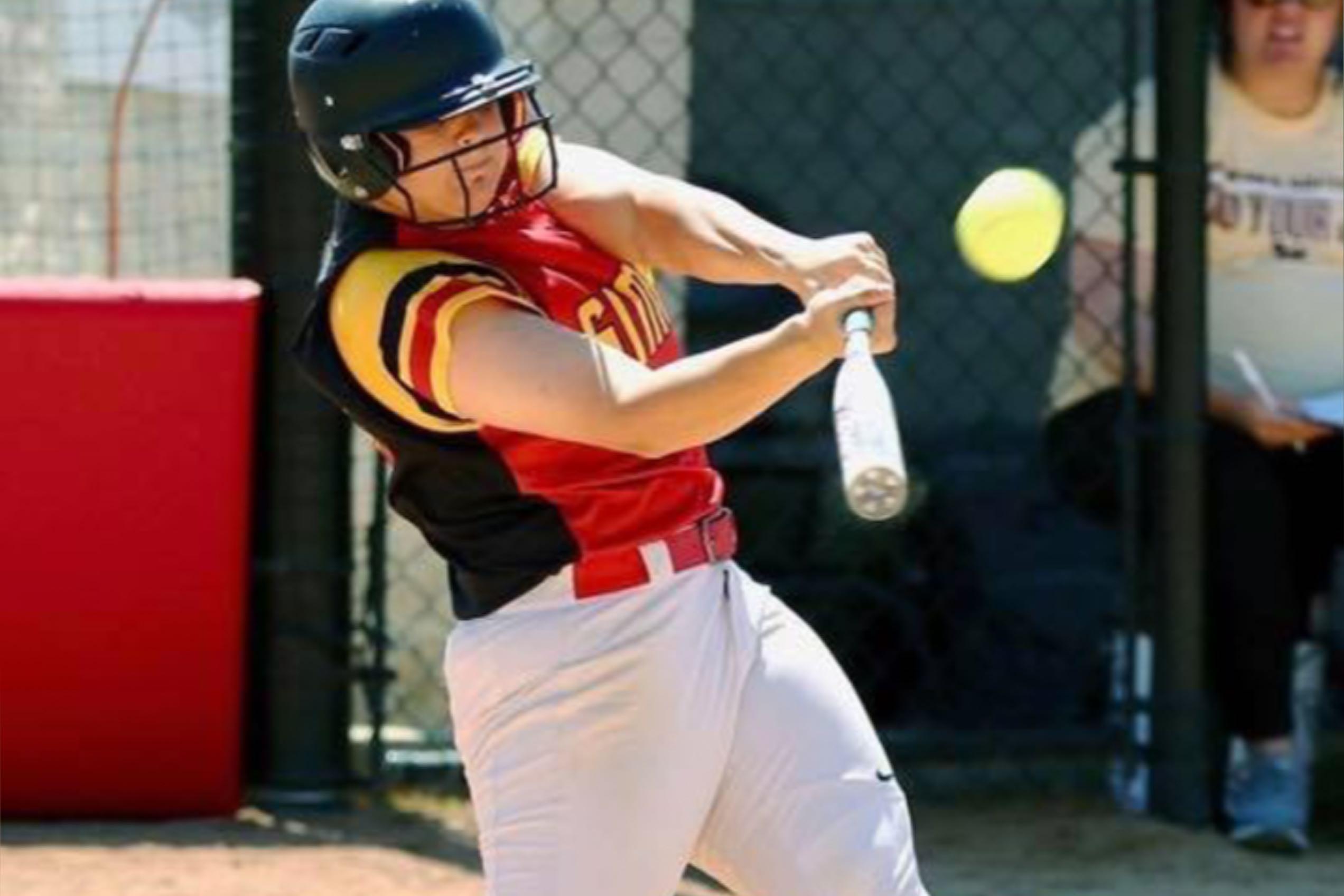 Softball batting trainer iowa